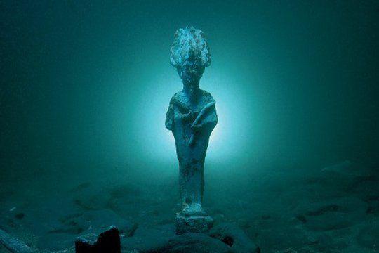 Expo Osiris, Mystères engloutis d'Egypte : plongez dans l'Antiquité