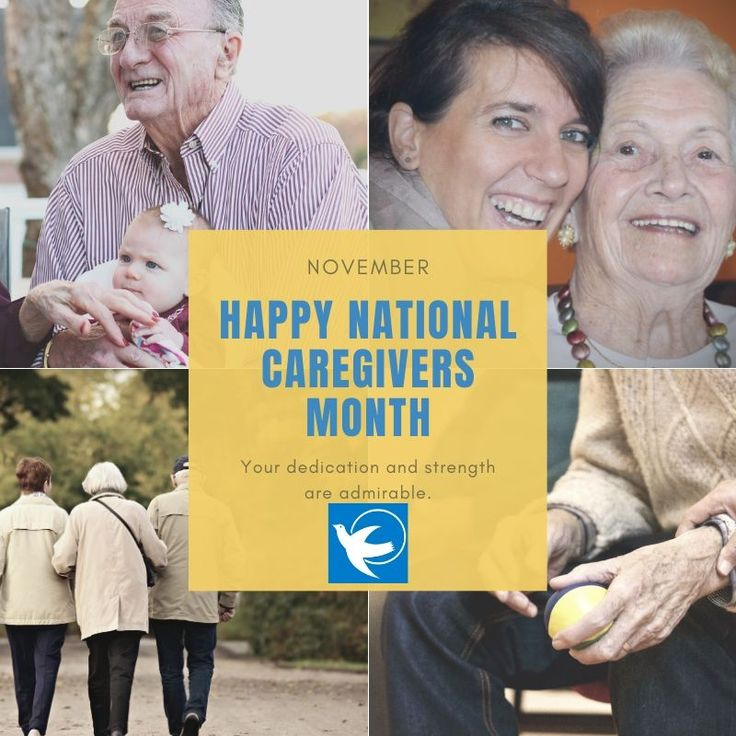 National Caregivers Month Caregivers month, National