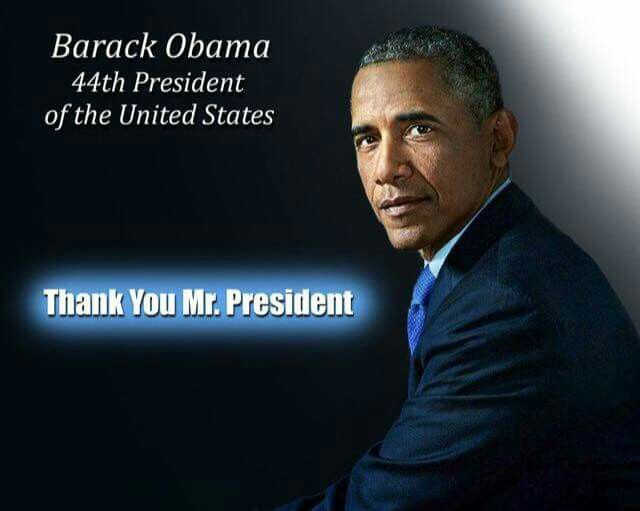 There will never be another president like you....I already miss you❤