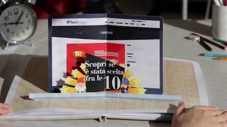 Entra a far parte della prima #FANtaraccolta - Hai una favola nel cassetto? Ferrimobili te la pubblica! Info: www.ferrimobili.it/dove-vivono-favole