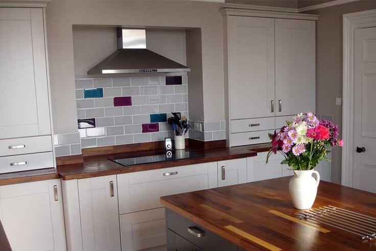 Diy Kitchens an innova linwood sage kitchen - http://www.diy-kitchens