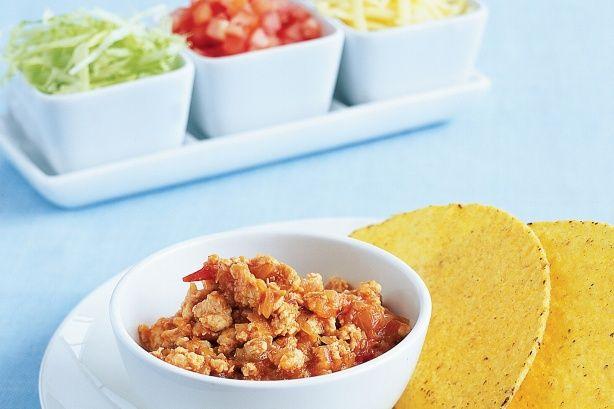 Chicken tacos main image