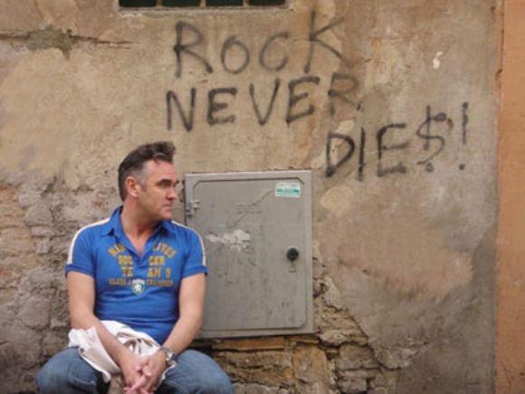 Morrissey...I still love The Smiths