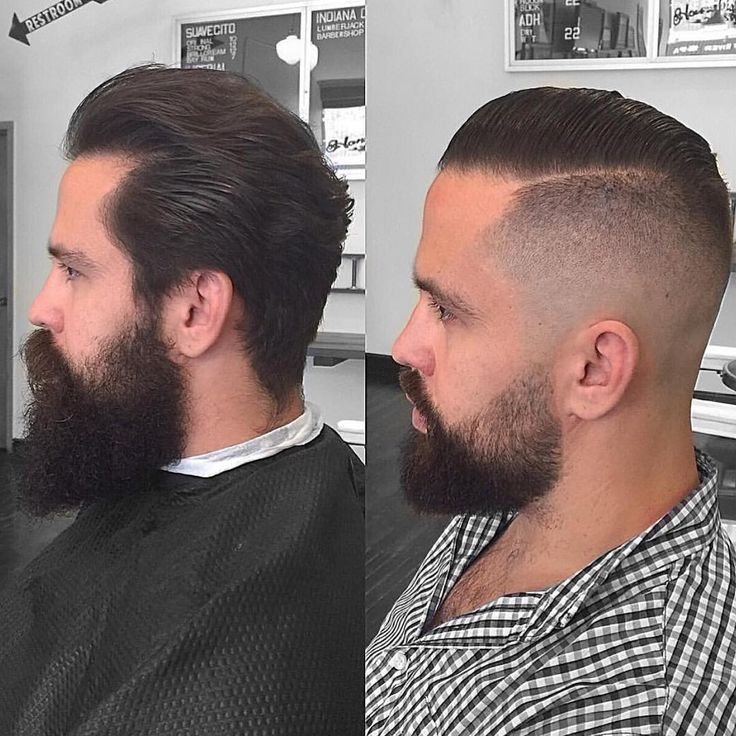 haircut and beard trim best 25 trimmed beard styles ideas on 2573