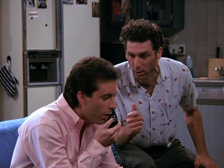 Seinfeld Stock Tip - Jerry and Kramer - Season 1