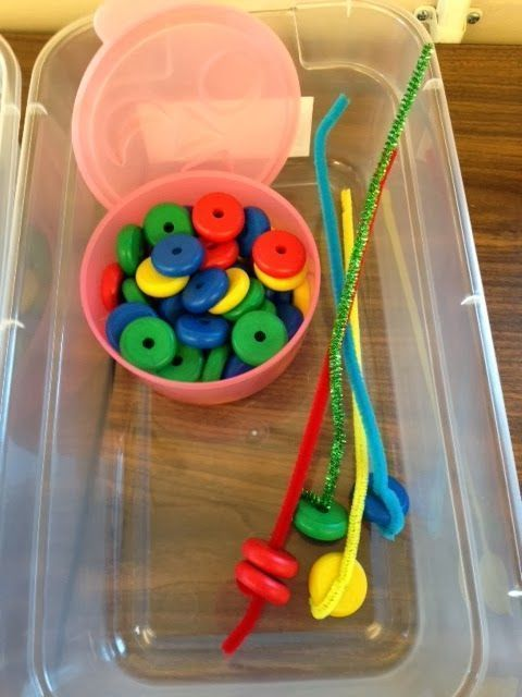 Autism Tank: New Work Tasks. Another post with some great work tasks you can easily set up to encourage your students to work independently. Perfect for our special needs learners. By providing a wide variety of tasks, you can help decrease problem behavi