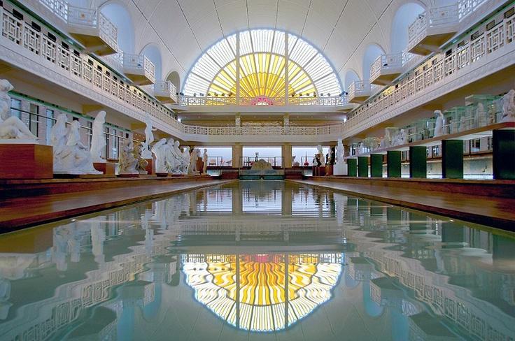 207 best la Piscine Roubaix images on Pinterest  Museums Swimming pools and Art deco interiors