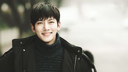 ❤️❤️❤️Ji Chang wook.This smile is kill me..