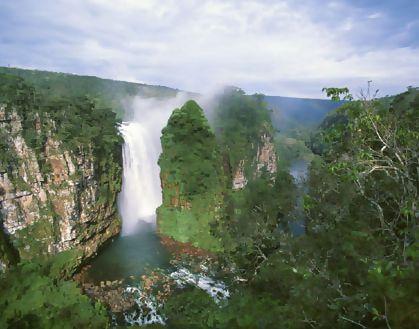 Cataratas Arcoiris - Bolivia