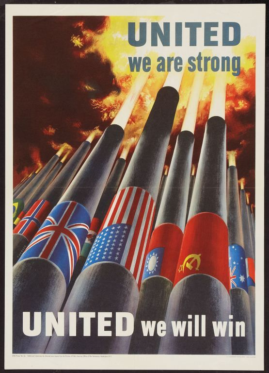 1000+ images about WW2 Propaganda Posters on Pinterest ...