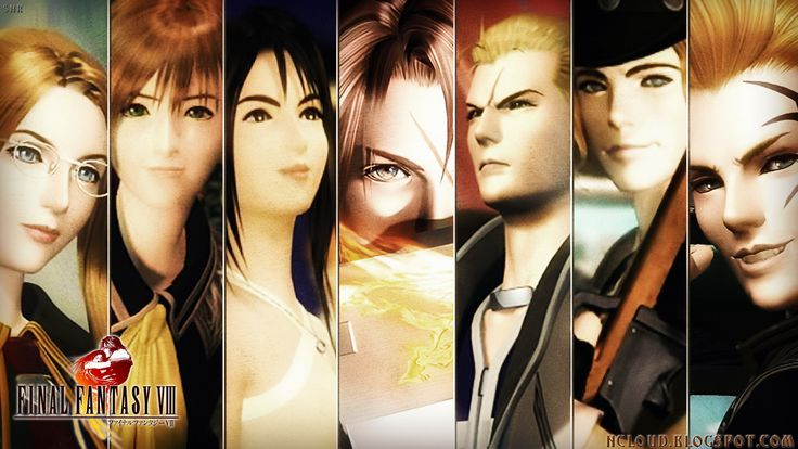 ff8 wallpaper hd - Google Search