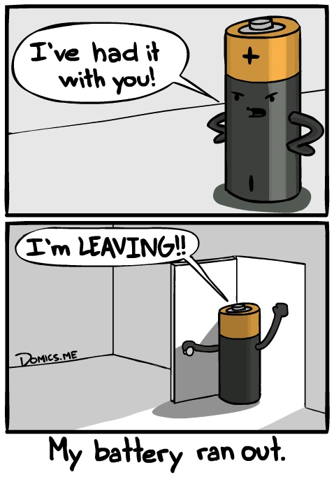 34 best images about Battery Humour on Pinterest