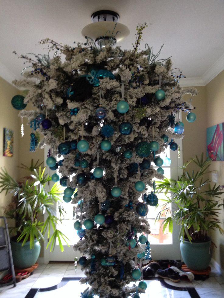 Best 25 Upside Down Christmas Tree Ideas On Pinterest