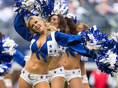 Holly Arielle - Dallas Cowboy Cheerleader Hall of Fame