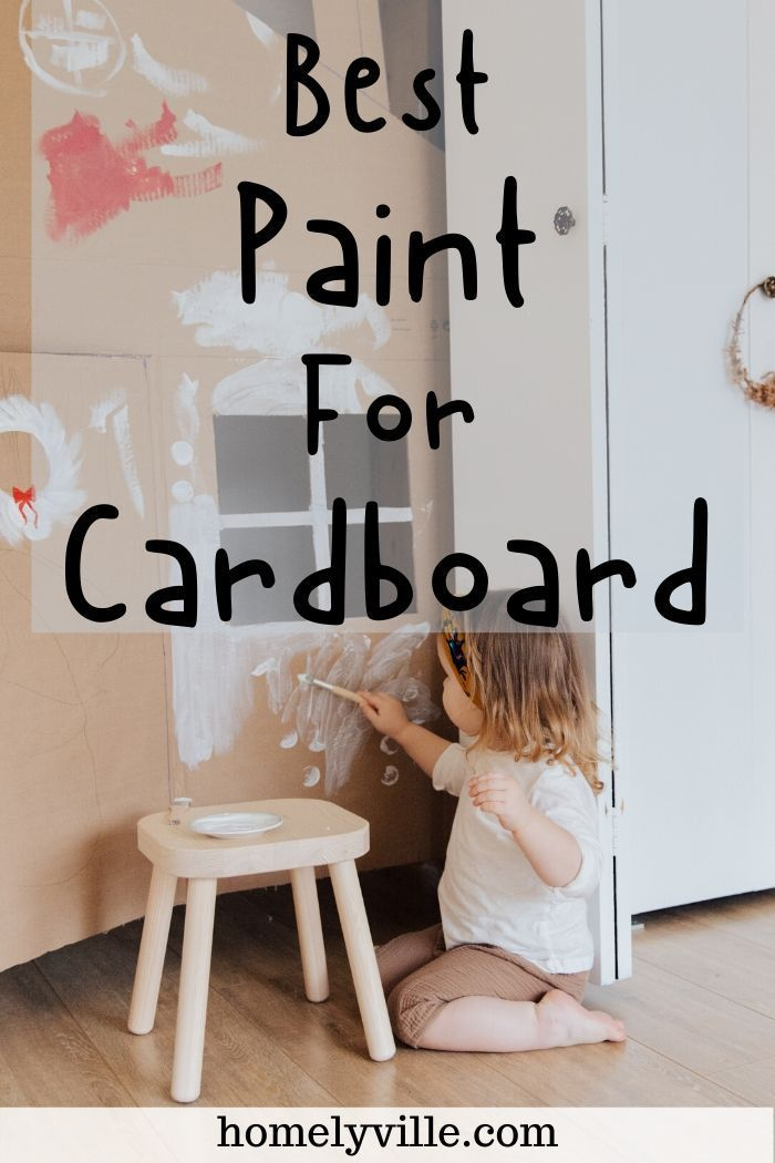 Best Paint For Cardboard : paint, cardboard, Paint, Cardboard?, Spray, Paint?, Cardboard, Painting,, Paintings,, Buying