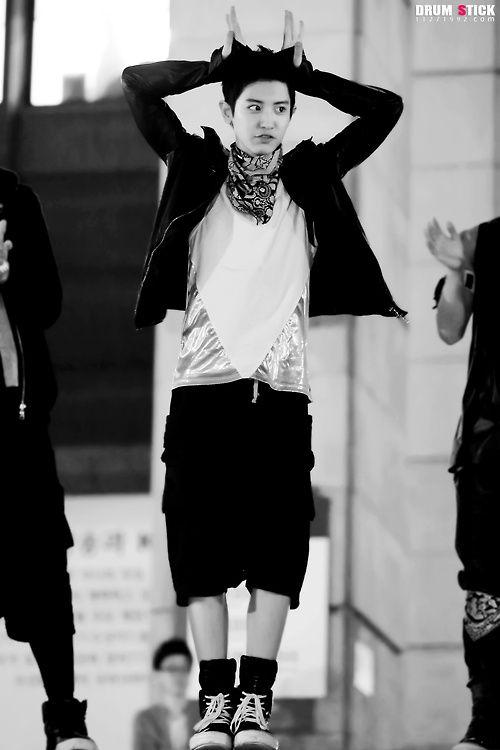 Chanyeol = WOLF *derp*   KPOP!!! KDRAMAS!!! KIMCHI!!! OH MY ... Chanyeol Wolf