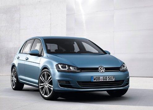 2014 VW Golf VII …New VW GOLF VII   VW GOLF 7