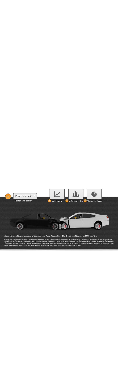Mit dem Unfallratgeber von Reifen.de sicher ans Ziel! Die interaktive Infografik beantwortet alle wichtigen Fragen rund ums Thema Verkehrsunfall.