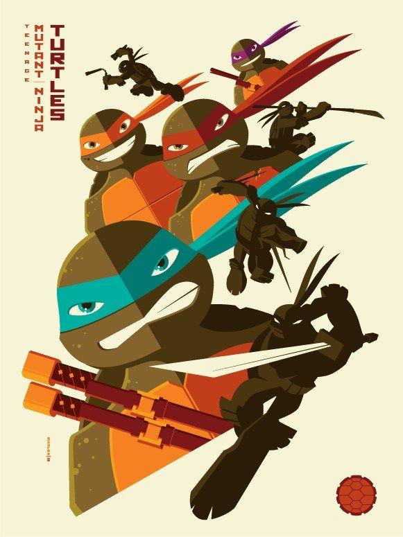 Nickelodeon+Creator+Series+Posters+–+Various+Artists