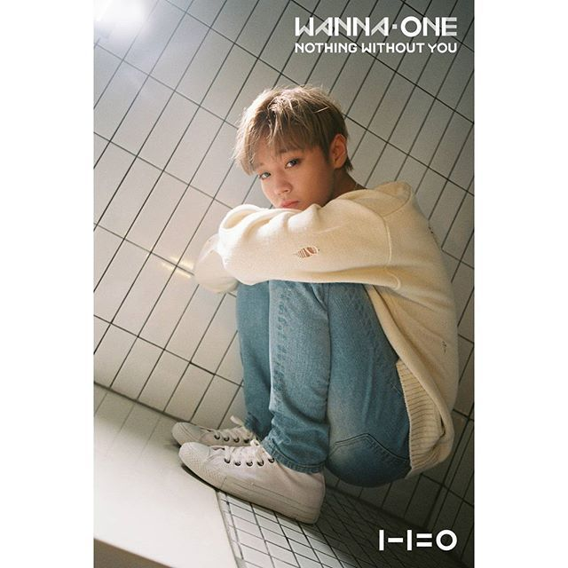 """You stole my heart, but i'll let you keep it"" ♡WannaOne♡jihoon"