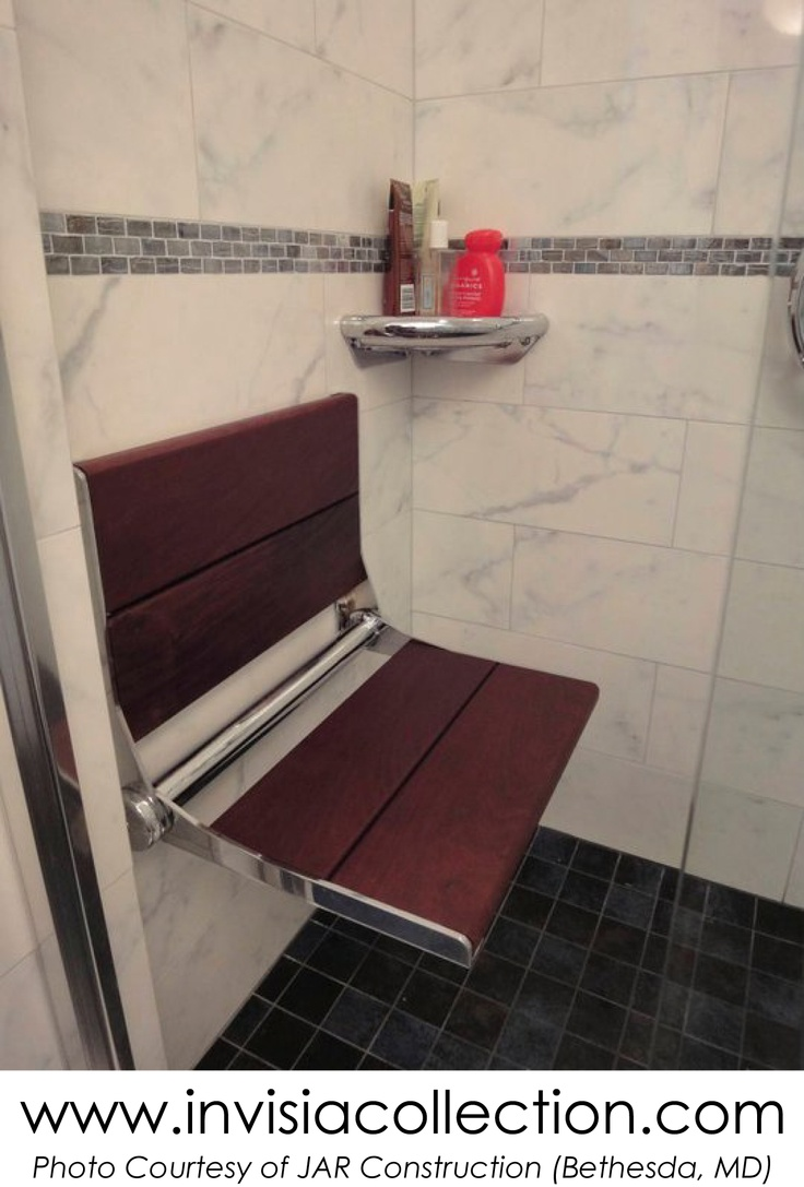 17 best images about invisia customer projects bath for Best place for bathroom accessories