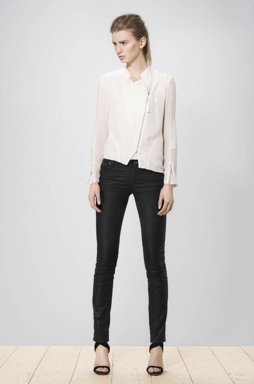 Chei blouse white