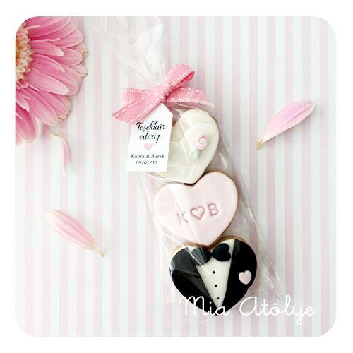 Wedding favors - Cookies