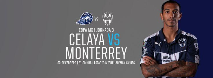 ¡Todos los #Rayados nos unimos para enfrentar el próximo compromiso en LIGA Bancomer MX! Club Pachuca Tuzos vs, Club de Futbol Monterrey este 30 de enero a las 20:06hrs en el Estadio Hidalgo. #VamosRayados.