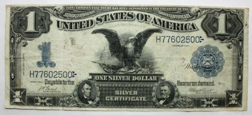 1899 $1 Silver Certificate Black Eagle * HELP WITH LISTING PLEASE in Coins & Paper Money, Paper Money: US, Large Size Notes, Silver Certificates | eBay
