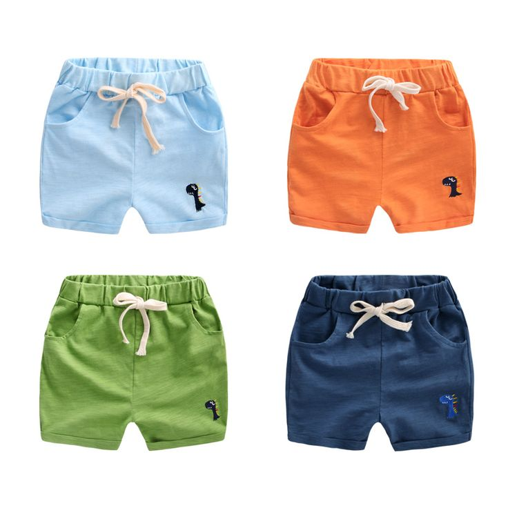>> Click to Buy << Baby Boys Casual Shorts 2017 Summer Children's Clothing 6 Colors Simple Toddler Kids Beach Shorts For Boys Pants #Affiliate