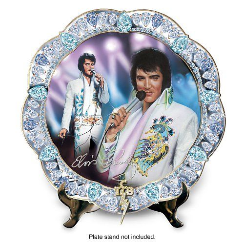 Hotel Collection Plates: 145 Best Images About King ELVIS