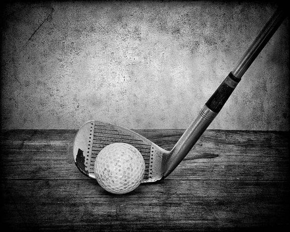Impresión de golf - regalos de Golf - deportes regalo - Kids Room Decor - arte de Golf - Golf foto impresión - Decor de Golf - Golf cartel - Club de Golf - Golf Vintage