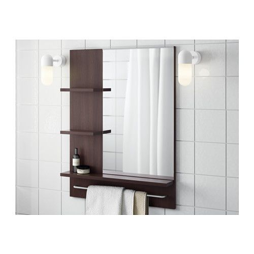 17 meilleures images propos de deco salle de bain sur for Miroir adhesif ikea