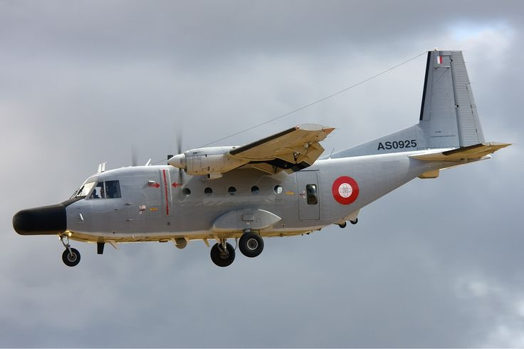 Armed Forces of Malta Air Wing CASA 212