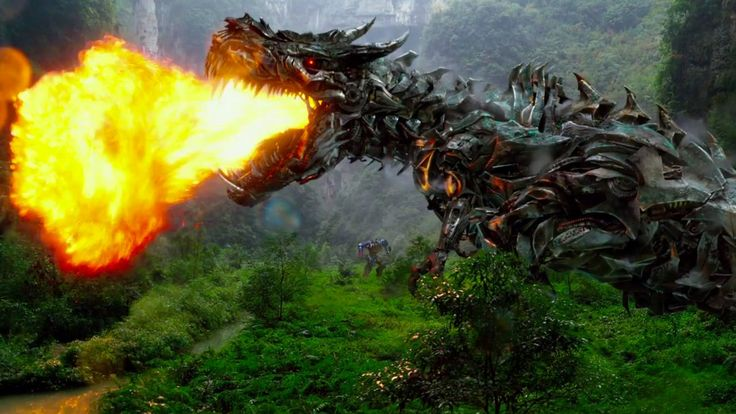 New 'Transformers' trailer reminds Godzilla there's another monster movie coming