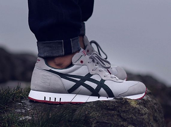 The Good Will Out x Onitsuka Tiger X-Caliber 'Silver Knight'