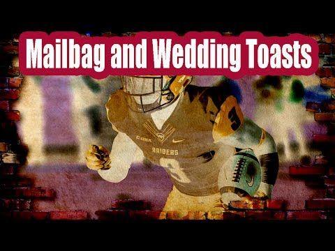 Fantasy Football Podcast 06/30/17: Mailbag and Wedding Toasts
