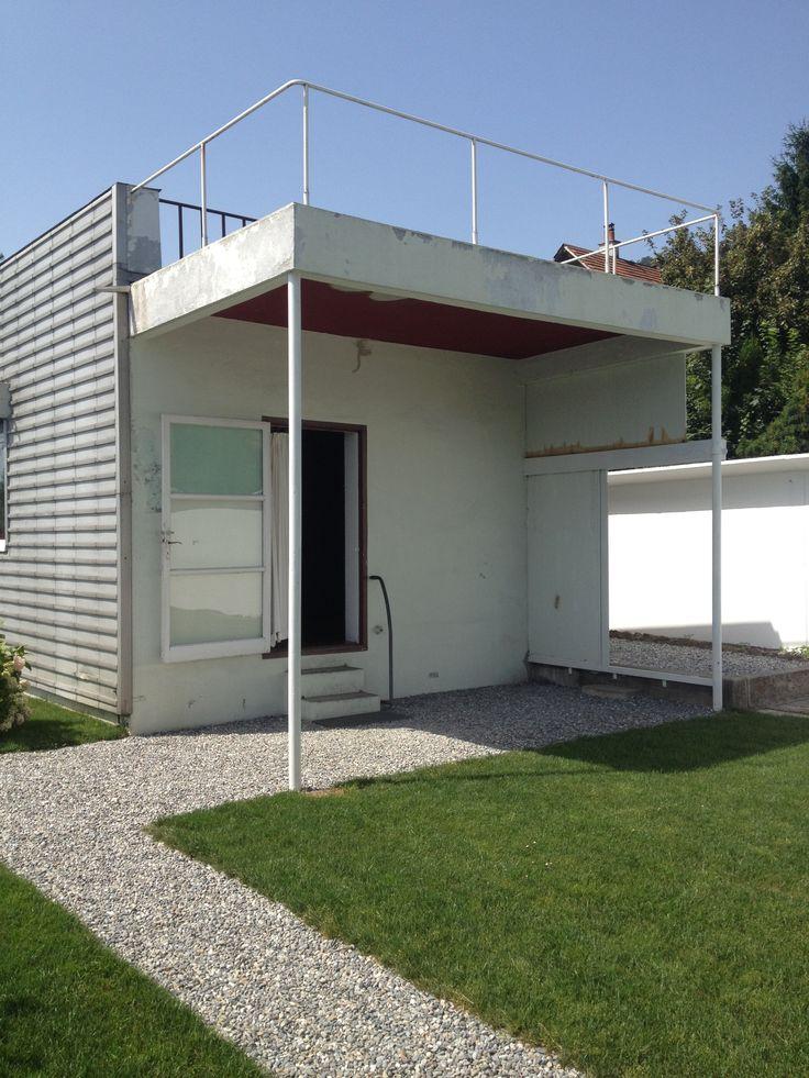 Villa le lac la petite maison 1923 1924 vevey ch for Architecture petite villa