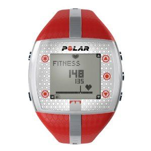 heart rate monitor: Polar Ft7F, Fitness, Heart Rate, Woman, Red Silv, Ft7 Women, Rate Monitor, Ft7 Heart, Monitor Watches
