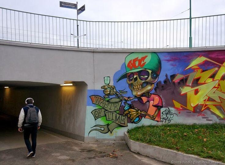 The Street Art of Poznan