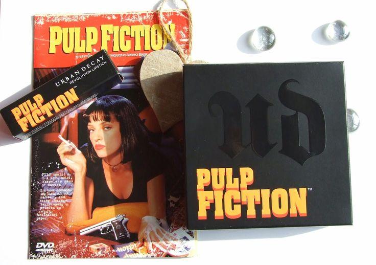 AceSparkleStar: Be Cool Hunny Bunny!! - Pulp Fiction by Urban Deca...