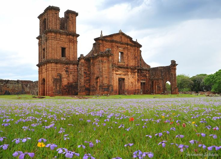 São Miguel das Missões is a municipality in Rio Grande do Sul state, southern Brazil. Important 17th century Spanish Jesuit mission ruins are located in the municipality.