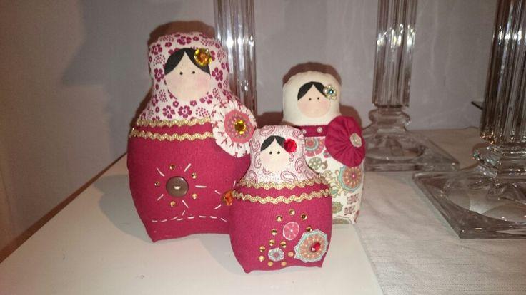 Babuschadukker til jul