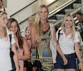 Ayris return to WA after Miss Universe final