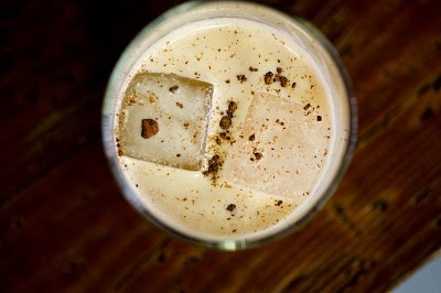 pecan milk punch | Eats | Pinterest