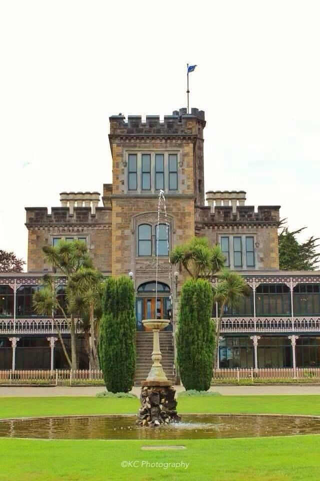 Larnach Castle, Dunedin Taken by KC Photography