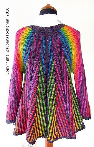 Ravelry: Miss Butterfly Size 38/40 english version pattern by Suzane Braun