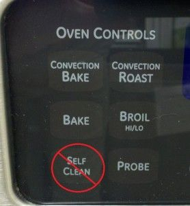 Self clean my oven should i self clean my oven lake appliance repair