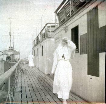 Infirmières - 1916
