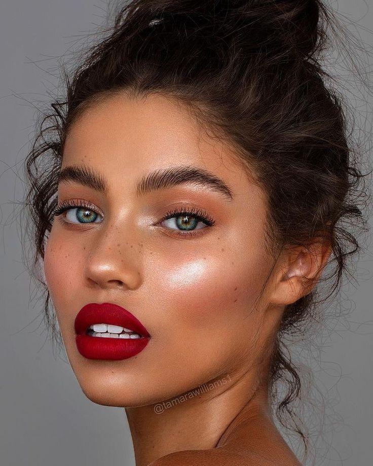 P FOREVEREE Skin makeup, Pinterest makeup, Hair makeup